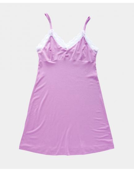Сорочка розового цвета